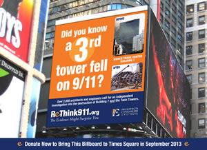 Rethink 9/11